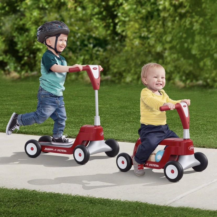 Xe Radio Flyer Scoot 2 Scooter for kid