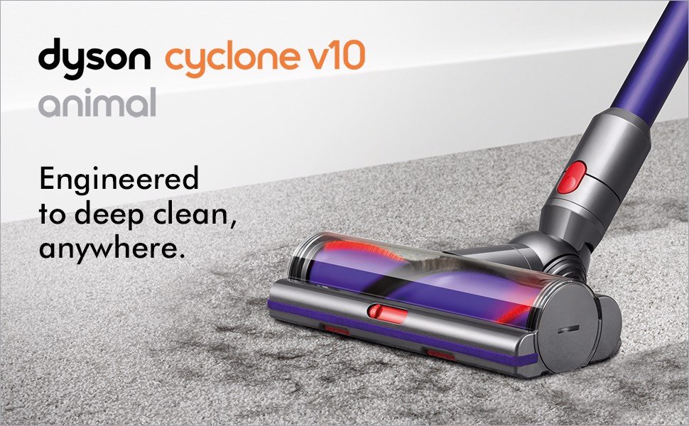 Máy hút bụi Dyson Cyclone V10 Animal Lightweight Cordless Stick Vacuum Cleaner