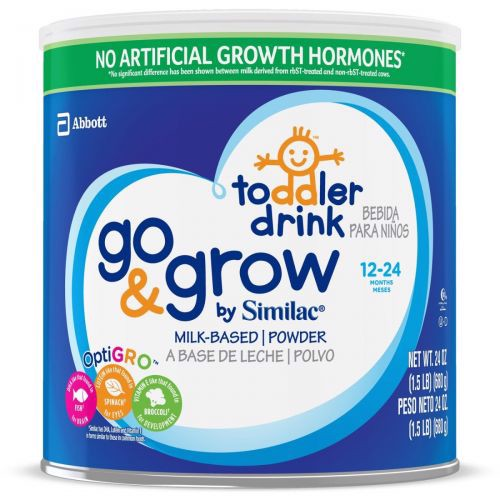 Similac Go & Grow Milk-Based Toddler Powder 680g