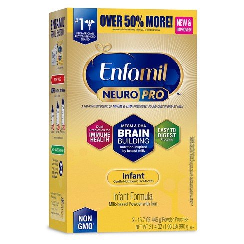 Enfamil NeuroPro Infant Formula Powder 890g