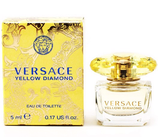 Nước Hoa Mini Versace Yellow Diamond EDP