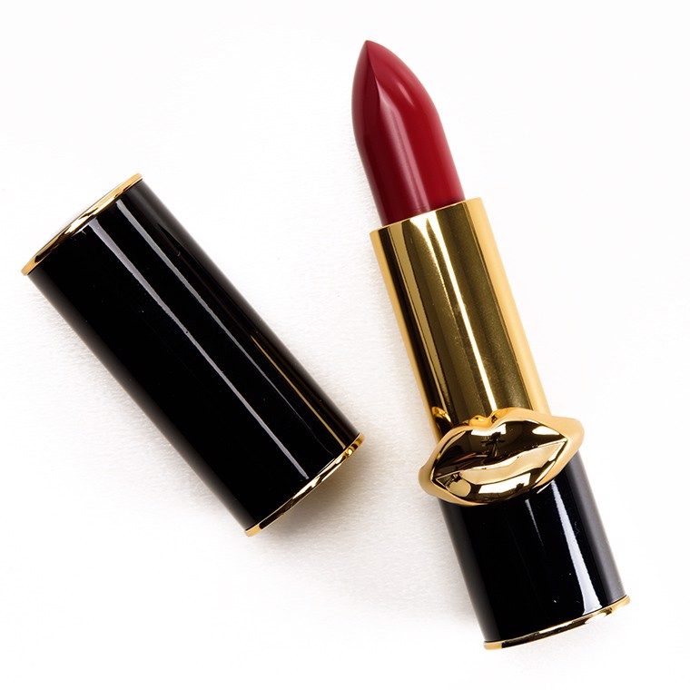 Son Pat McGrath Labs Lust LuxeTrance Lipstick Sedition