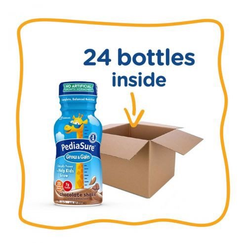PediaSure Grow & Gain Shake Chocolate 237ml