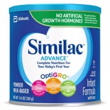 Similac Advance Infant Formula Powder 352g