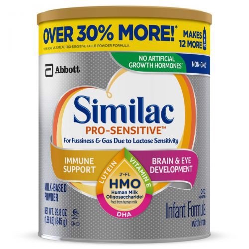 Similac Pro-Sensitive Infant Formula Powder 845g