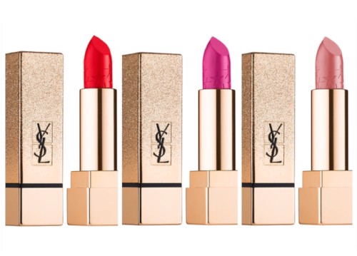 Son môi YSL Rouge Pur Couture Star Clash Edition 01 Le Rouge