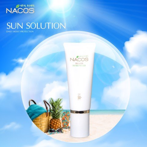Nacos Sun Solution Cream