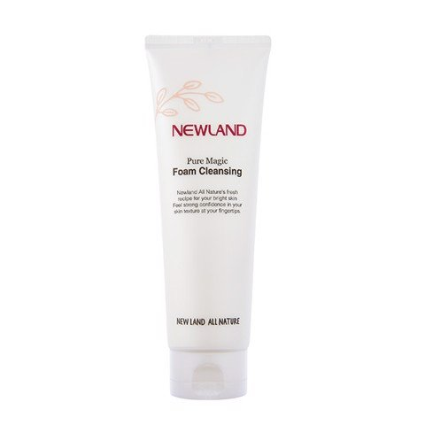 Sữa rửa mặt Newland Pure Magic 180ml