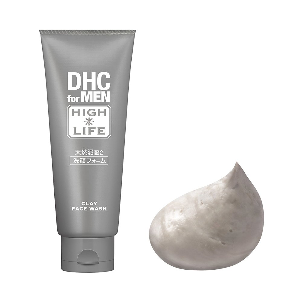 Sữa rửa mặt DHC for Men Clay Face Wash 100g