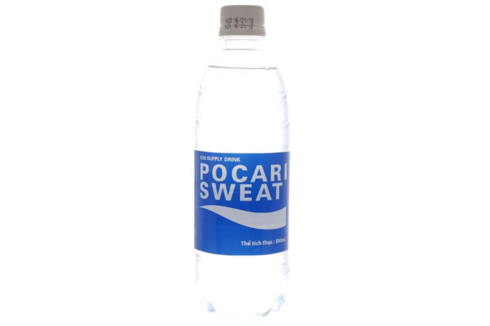 Nước Isotonic Pocari Sweat chai 500ml