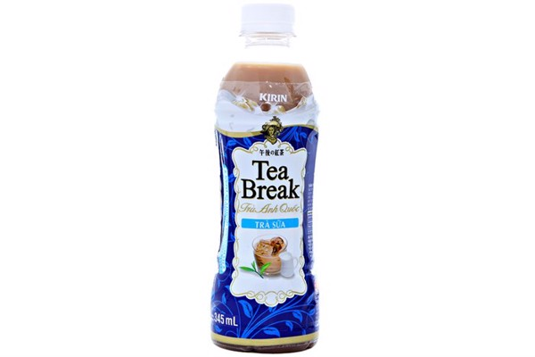 Trà sữa Tea Break chai 350ml