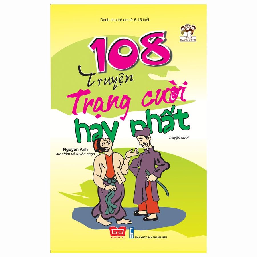 108 truyện trạng cười hay nhất (65N) - tái bản 2018