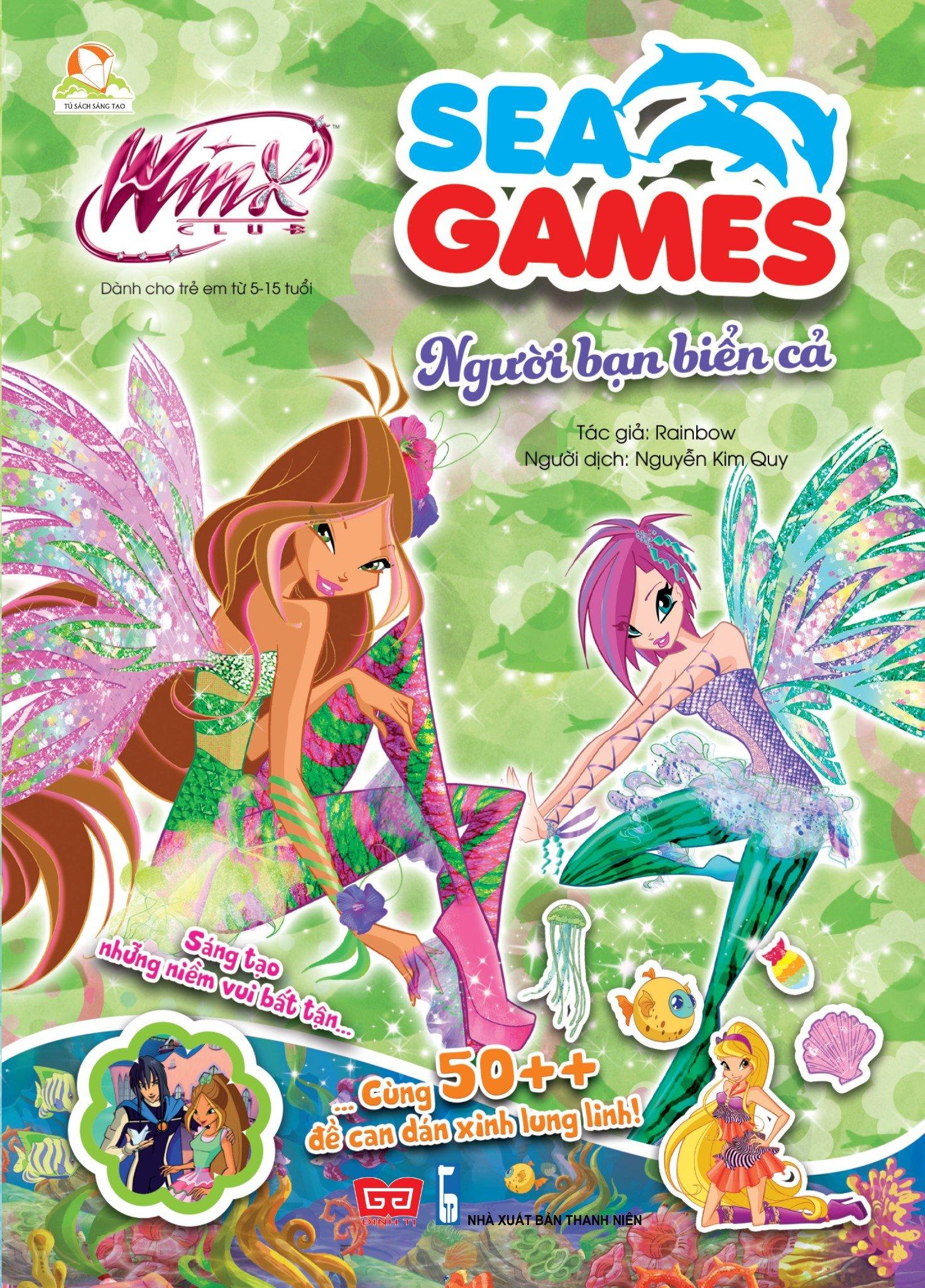 Winx club – Sea Games - Người bạn biển cả