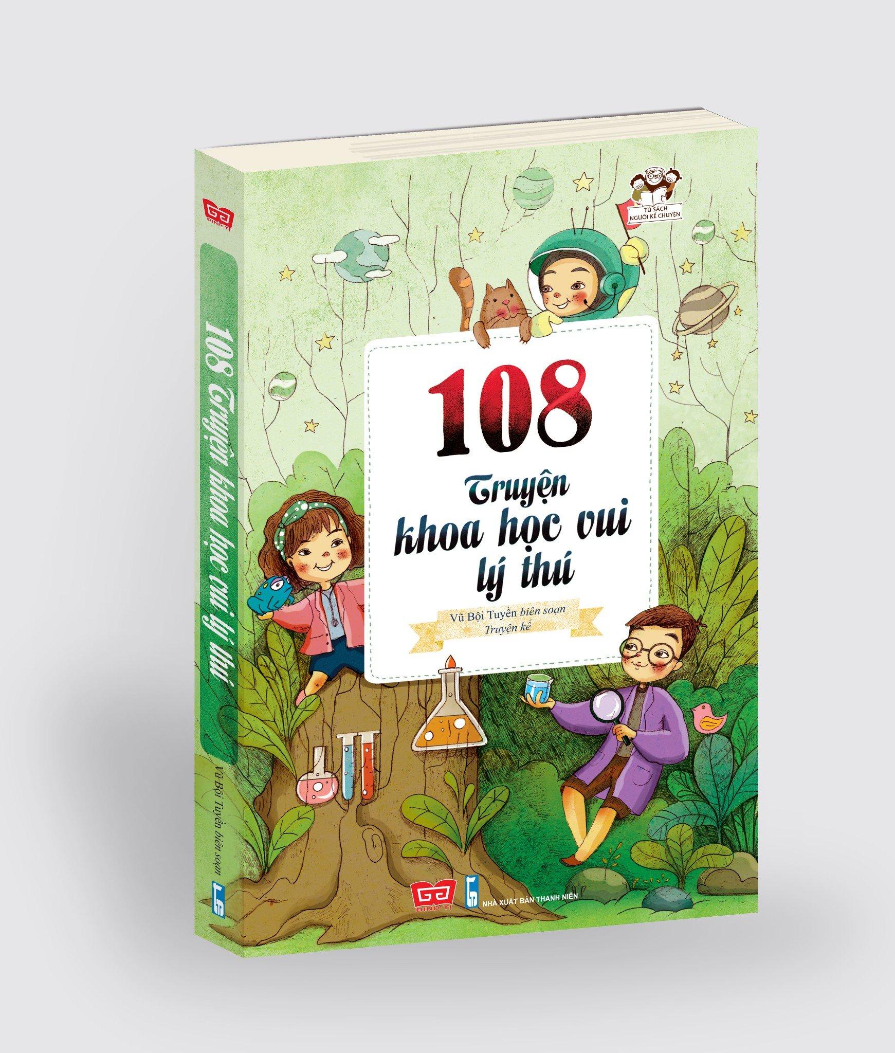 108 truyện khoa học vui lý thú (TB 2018)