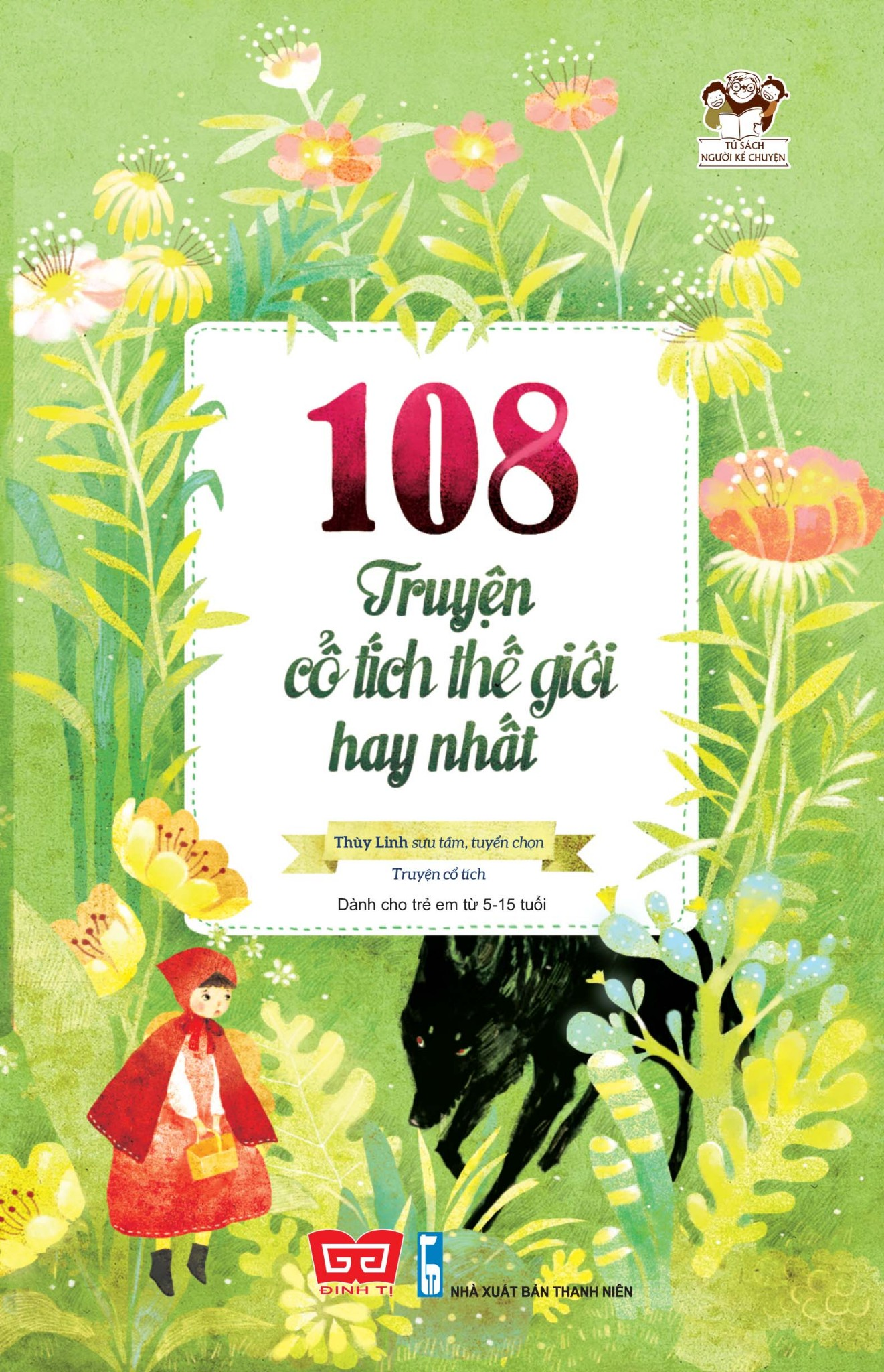 108 truyện cổ tích thế giới hay nhất (Tái bản 2018)