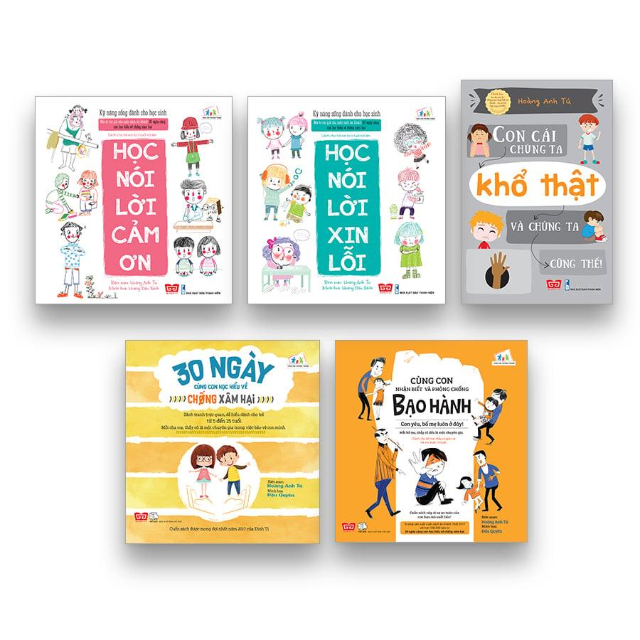 Set sách Gia đình yêu thương