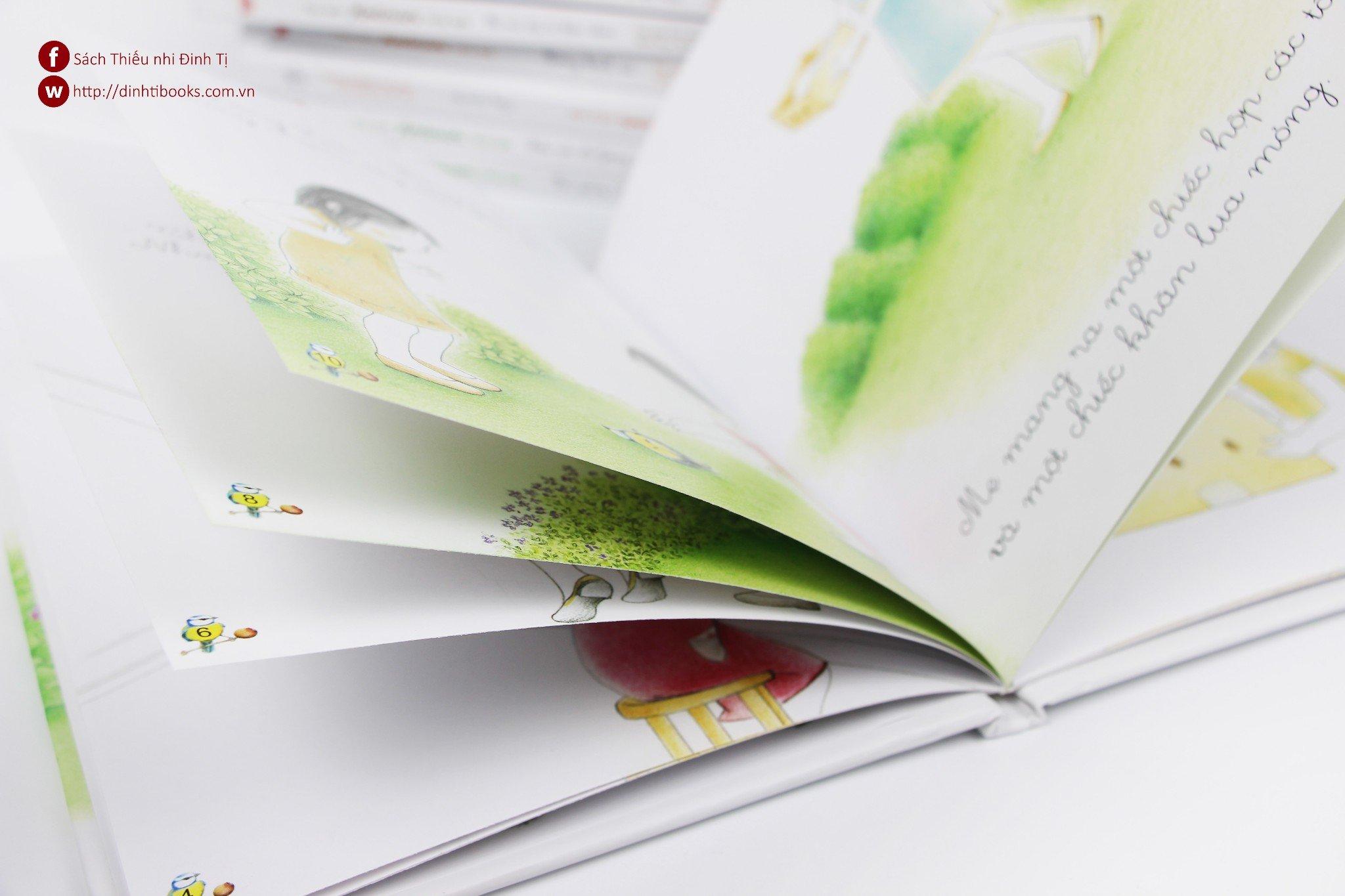 ... Thực hành Montessori hàng ngày (trọn bộ 8 cuốn)