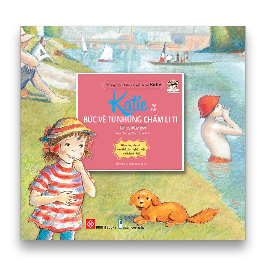 Những cuộc phiêu lưu kỳ thú của Katie - Katie và các bức vẽ từ những chấm li ti
