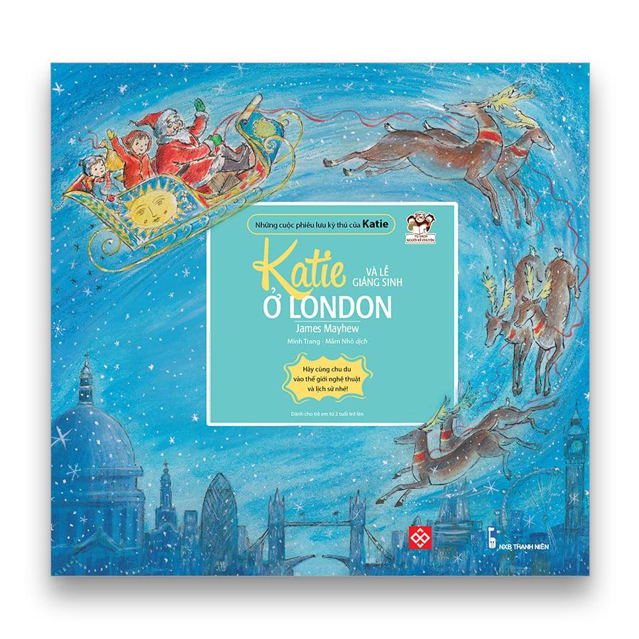 Những cuộc phiêu lưu kỳ thú của Katie -Katie và lễ Giáng sinh ở London