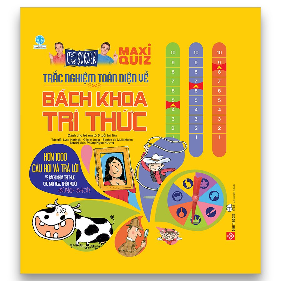 Maxi Quiz - Trắc nghiệm toàn diện về Bách khoa tri thức
