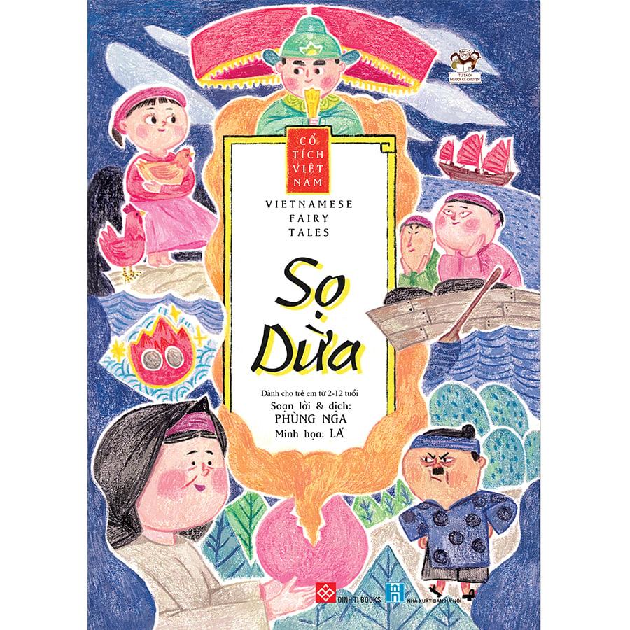 Cổ tích Việt Nam - Vietnamese fairy tales - Sọ Dừa