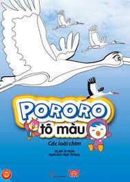 Pororo tô màu- Các loài chim