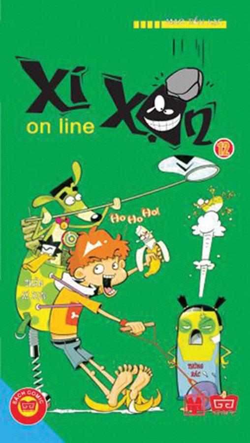 Comic - Xí xọn online (màu) 12