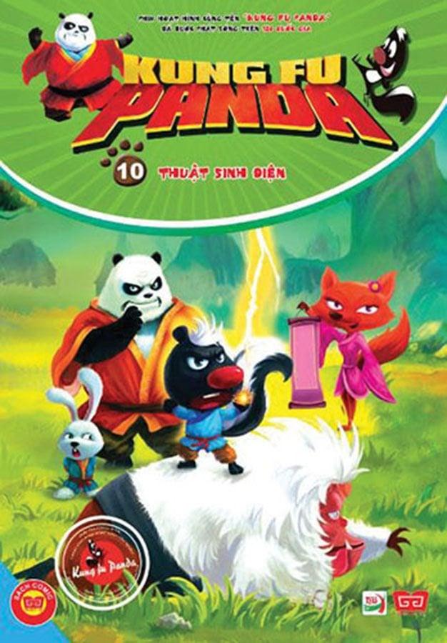 Kung Fu Panda 10