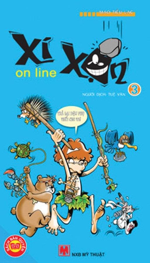 Comic - Xí xọn online (màu) 3