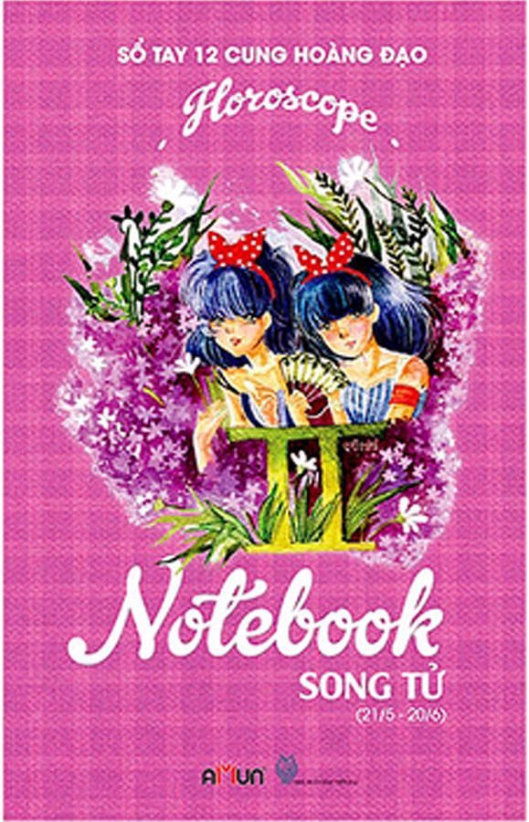 Horoscope - Notebook - Song Tử