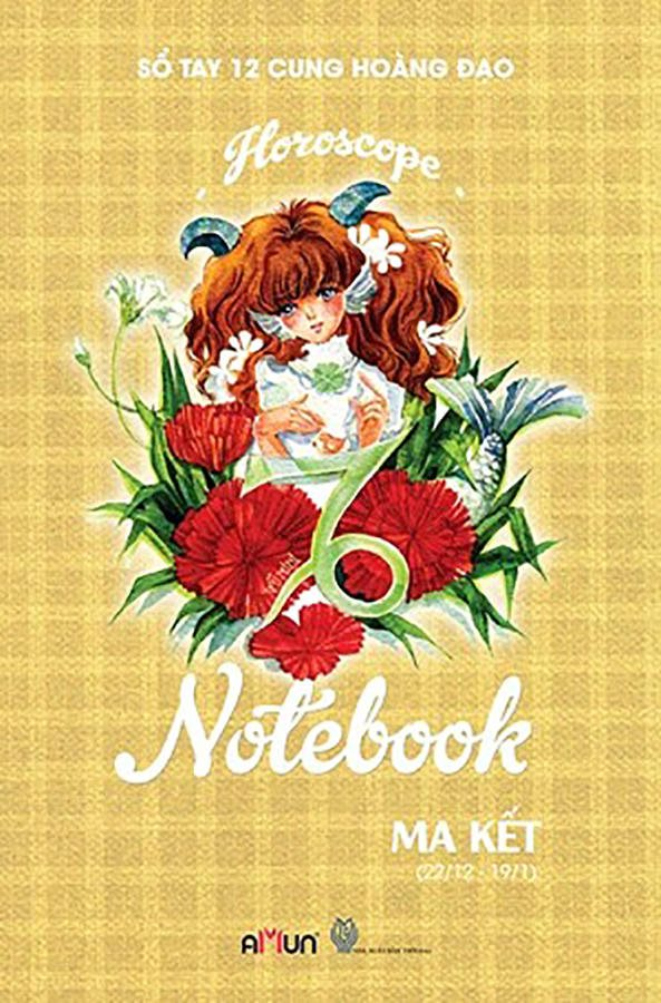 Horoscope - Notebook - Ma Kết