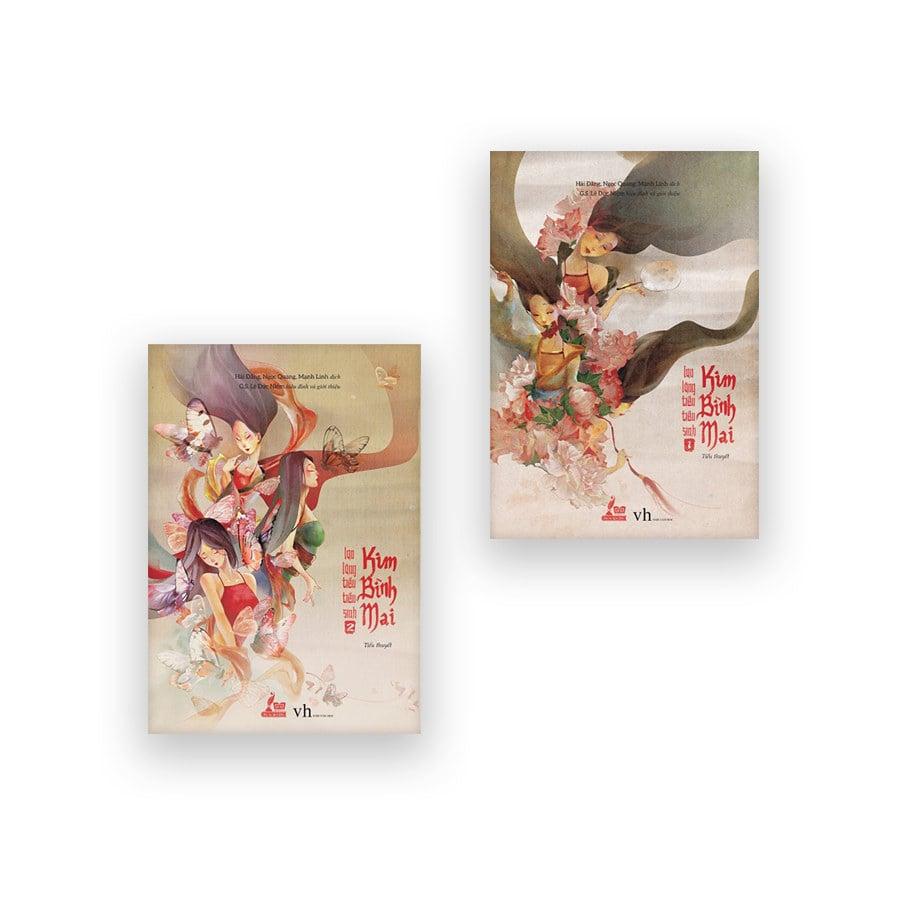 Set Kim Bình Mai (Bộ 2 cuốn)