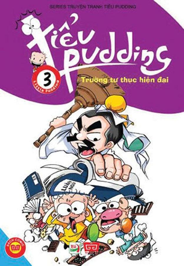 Tiểu Pudding 3 - Trường tư thục hiện đại