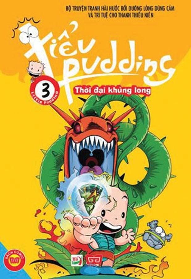 Tiểu Pudding - TĐ Khủng long 3