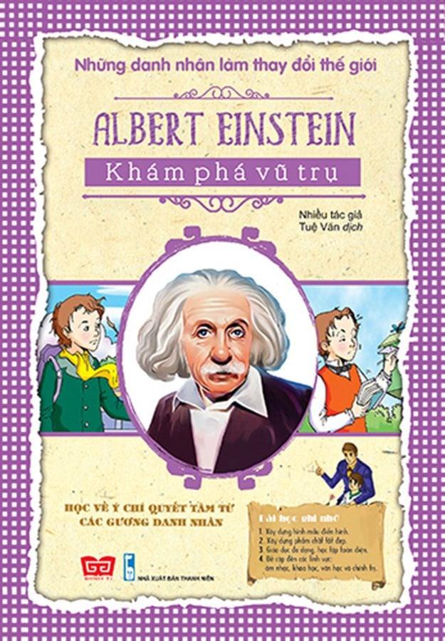 NDNLTDTG - Albert Einstein - Khám phá vũ trụ