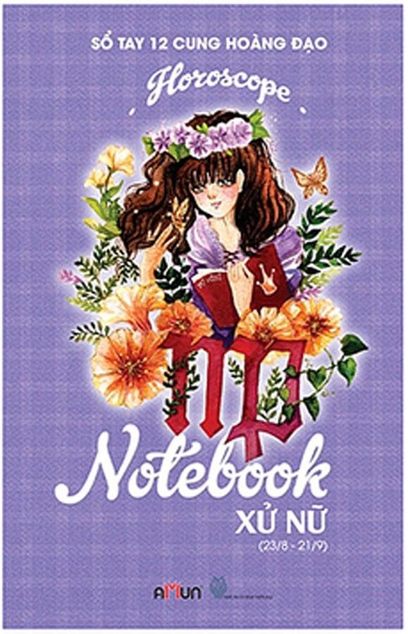 Horoscope - Notebook - Xử Nữ