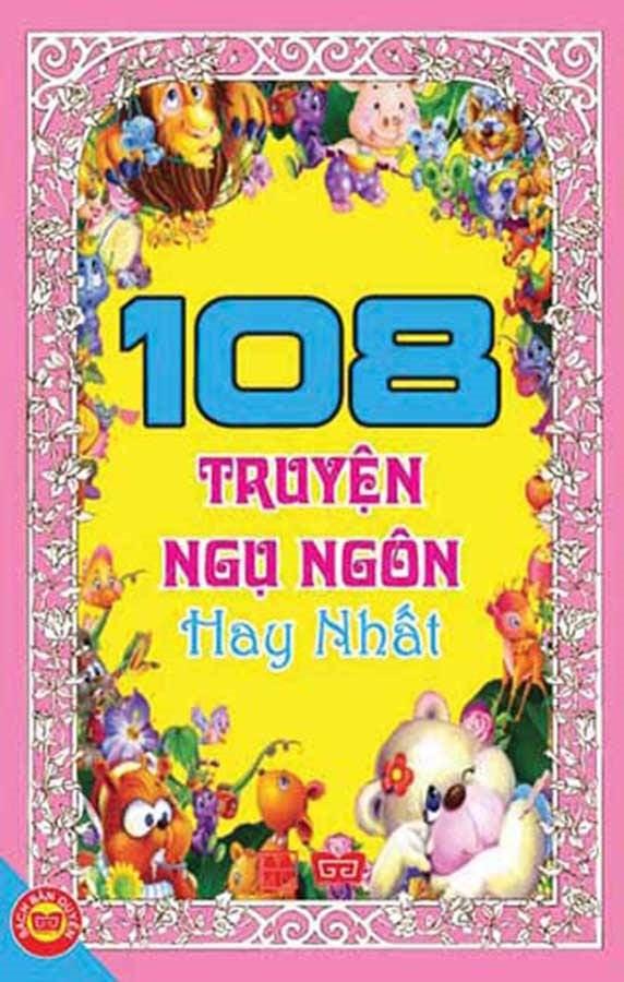 108 truyện ngụ ngôn hay nhất 50N