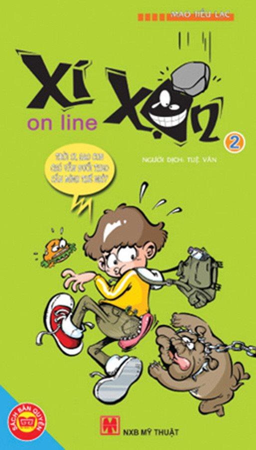 Comic - Xí xọn online (màu) 2