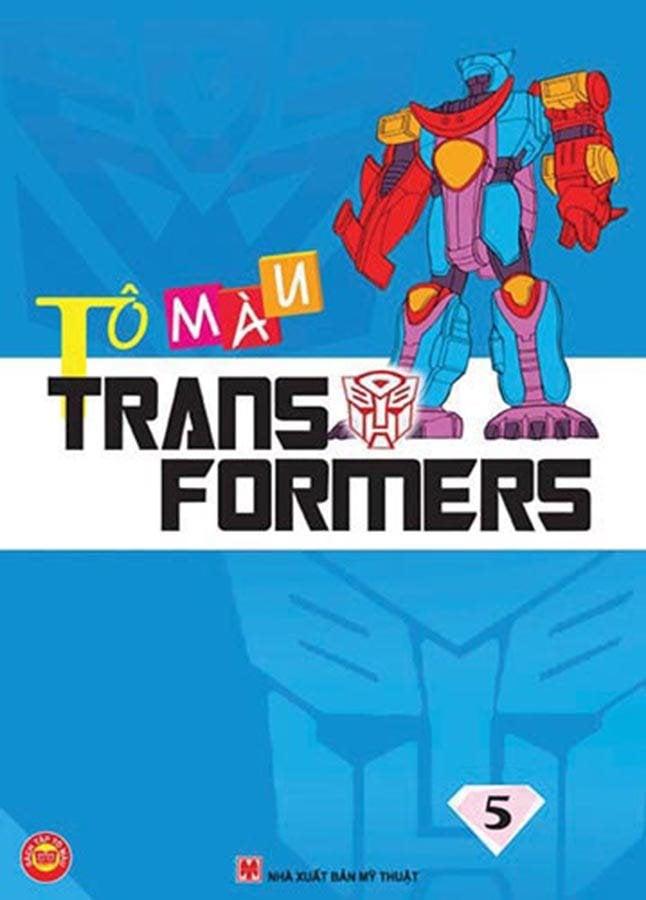 Tô màu Transformers 5(12N)