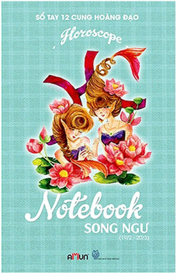 Horoscope - Notebook - Song Ngư