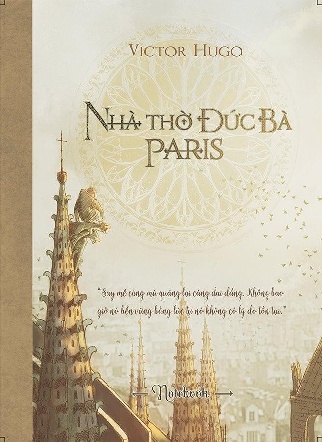 Notebook: Nhà thờ đức bà Paris