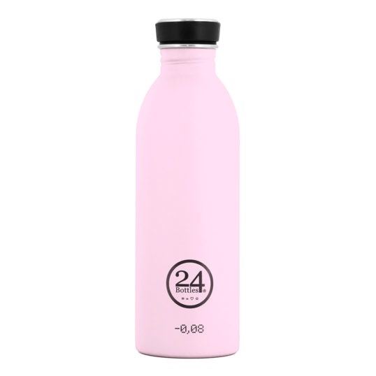 Bình nước URBAN BOTTLE  – CANDY PINK 500ml-EQ002