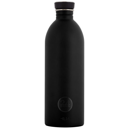 Bình nước URBAN BOTTLE – TUXEDO BLACK 1000ml-EQ001
