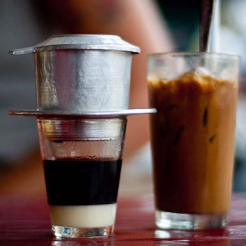 VIETNAMESE WHITE COFFEE
