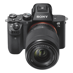 Sony Alpha A7 II Full-Frame Mirrorless