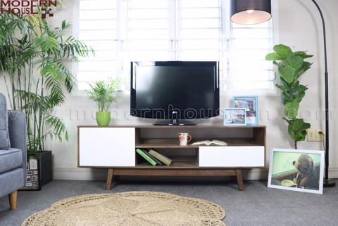 Baron TV cabinet - Brown