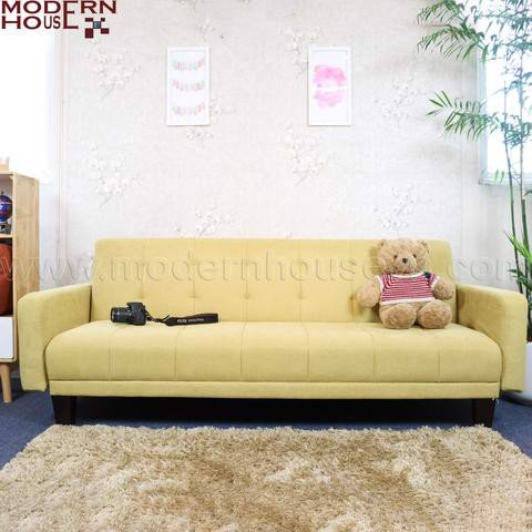 Sofa Bed Rina - Yellow 2050