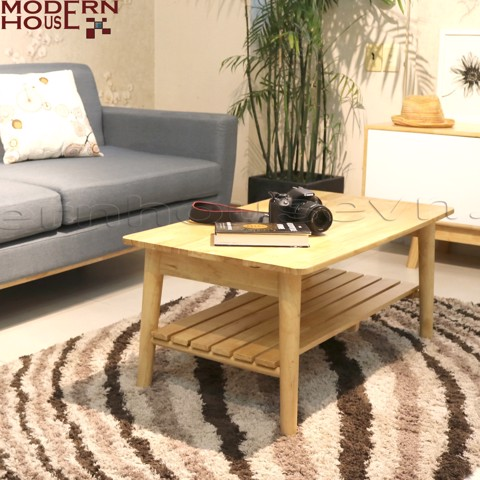 Hana sofa table - Natural