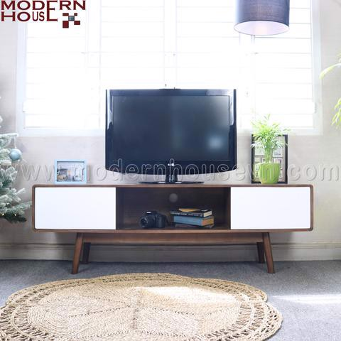Rio TV Cabinet - Brown