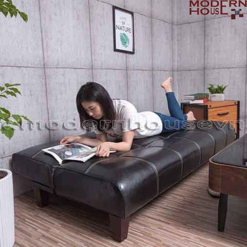 Sofa Bed Simily Đen 1800